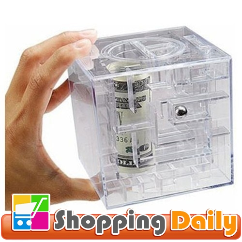 3D-Puzzle-Maze-Money-Saving-Bank
